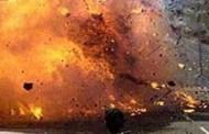 राज्यमन्त्री खड्काको घरमा बम विस्फोट