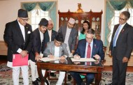 Nepal signs agreement for MCC grant assistance of USD 500 million