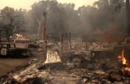 अमेरिकाको क्यालिफोर्नियामा भीषण आगलागी, दश जनाको मृत्यु