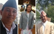 Only woman recommended for elections from Khotang