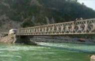 निर्माणाधीन जामुघाट पुल सुर्खेत पश्चिमको समृद्धि