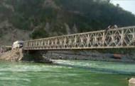 निर्बाचनका लागी झोलुङगे पुल ४८ घन्टा बन्द !