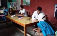 गाउपालिकाको आयोजनामा, तीन हजारको स्वास्थ्य परीक्षण