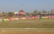 आयोजक सहारालाई ३–० ले हराउँदै सुदूरपश्चिम ११ विजयी