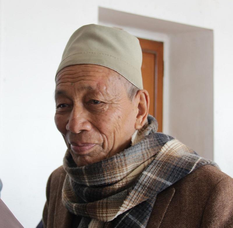 नेपाली मौलिकताबारे नयाँ पुस्तालाई सिकाउनुपर्ने : शत्यमोहन जोशी