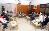 'सरसफाइ सरकारको उच्च प्राथमिकतामा': प्रधानमन्त्री ओली