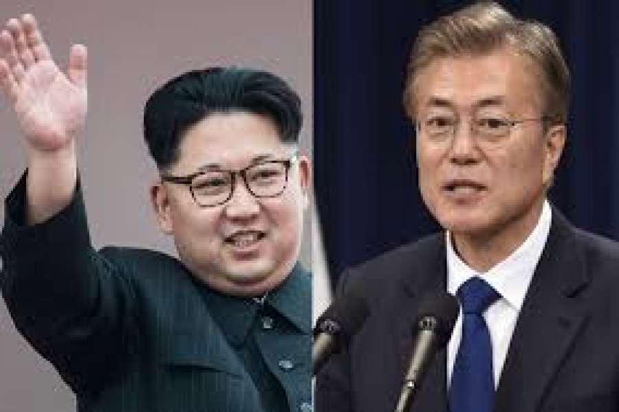 उत्तर र दक्षिण कोरिया शिखर बैठकको तयारी
