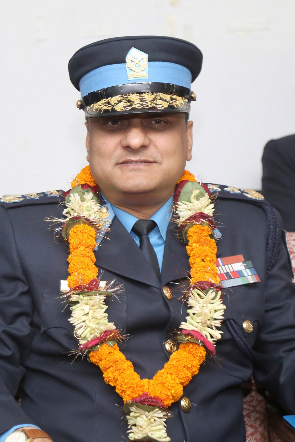 Crime control first priority: IGP Khanal