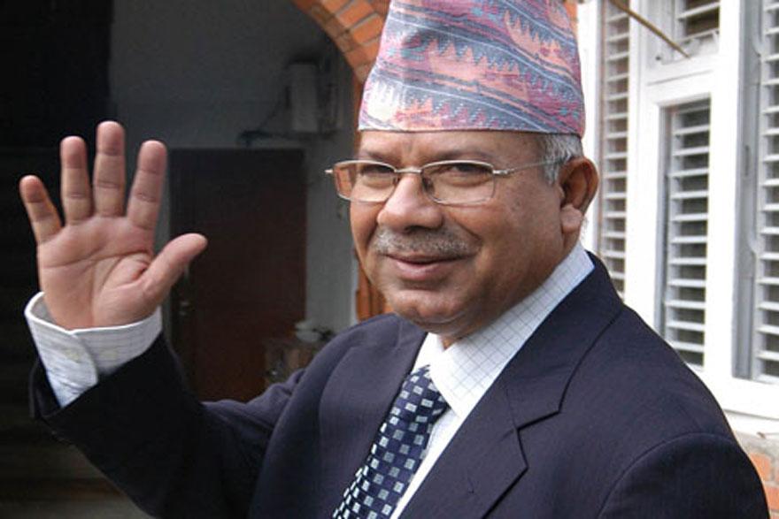 वामपन्थी र प्रजातन्त्रवादी शक्ति मिलेर अघि बढ्नुपर्छ : नेता माधवकुमार नेपाल