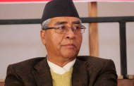 NC President Deuba condoles in Palpa bus accident