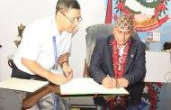 काठमाडौँ महानगरपालिकाको प्रशासकीय प्रमुखमा सचिव कोइराला