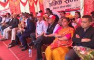विपीको बाटोमा काँग्रेस हिँड्न नसक्दा निर्वाचनमा पराजय भोग्नुप¥योः नेता गिरी