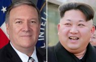 अमेरिकी विदेशमन्त्री कोरिया पुग्दा कोरियाका किम पुगे सुटुक्क चीन