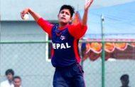 मैले नेपालले गौरव गर्नसक्ने गरी खेल्नुपर्छः क्रिकेटर लामिछाने