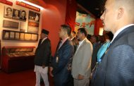 Prime Minister Oli inaugurates Nepal-China Friendly run
