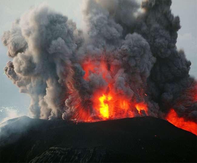 बालीमा ज्वालामुखी विस्फोटका कारण विमानस्थल बन्द, हजारौँ पर्यटक अलपत्र