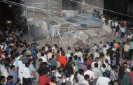 भारतमा भवन भत्किदा र सडक दुर्घटना परी १९ को मृत्यु