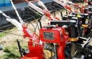 कृषकलाई रु २४ लाखको कृषि उपकरण