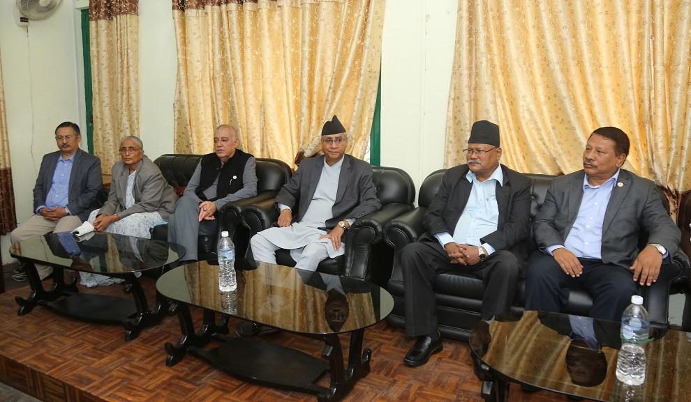 ठूला कुरा गर्ने ओली सरकारले छ महिनामै हावा खायो: नेपाली कांग्रेस