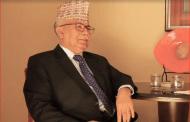 बरिष्ठ नेता नेपाल भन्छन्, 'सुखी नेपाली र समृद्धि नेपालको अभियान सफल हुन्छ'
