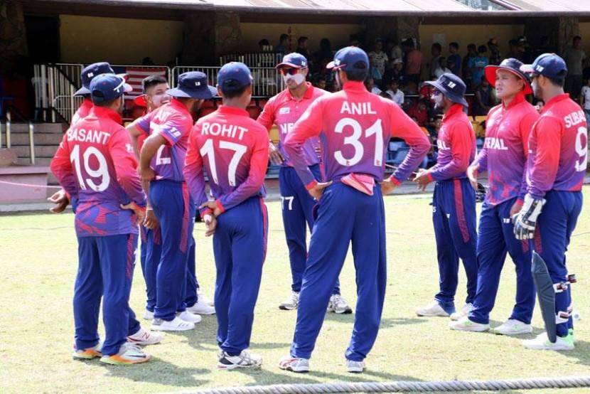 विश्व टी–२० छनोटमा नेपाल धमाका देखाउदैँ, मलेसियालाई पाखा लगाउदैँ दोस्रो खेलमा पनि विजयी