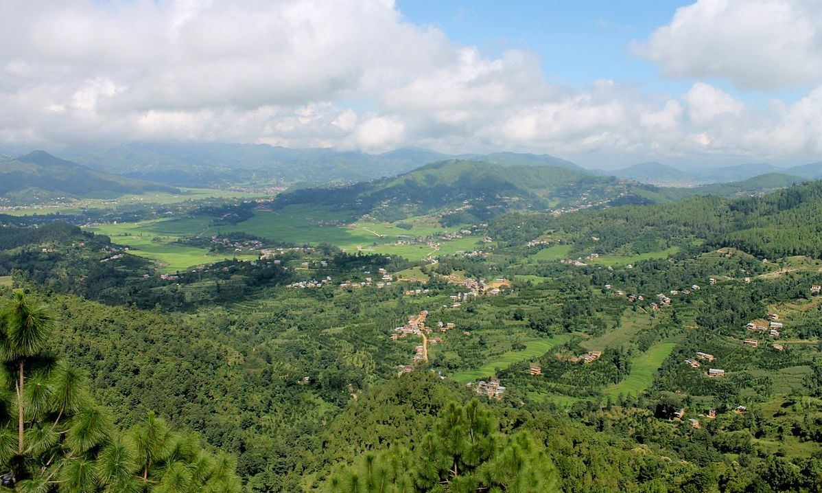 काठमाडौंको कर्णाली 'शङ्खरापुर'