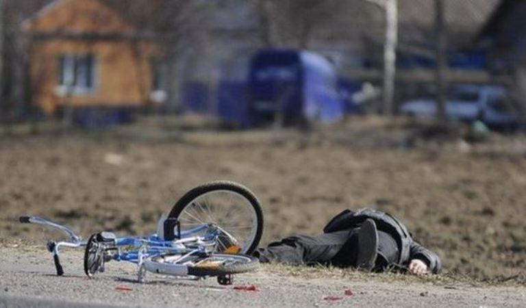 दुर्घटनामा साइकलयात्रीको मृत्यु, तीन घाइते