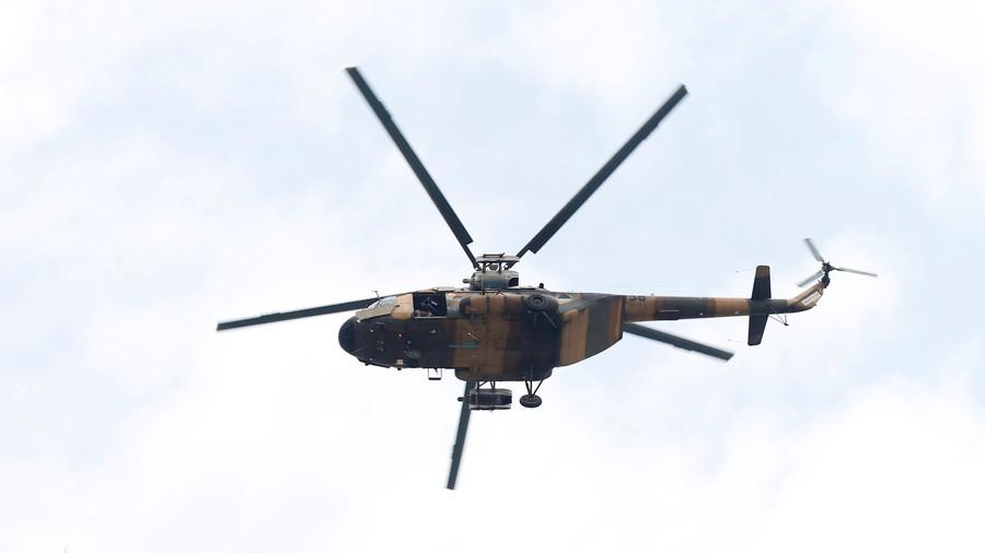 सैनिक हेलिकोप्टर दुर्घटनाग्रस्त, २५ जनाको मृत्यु