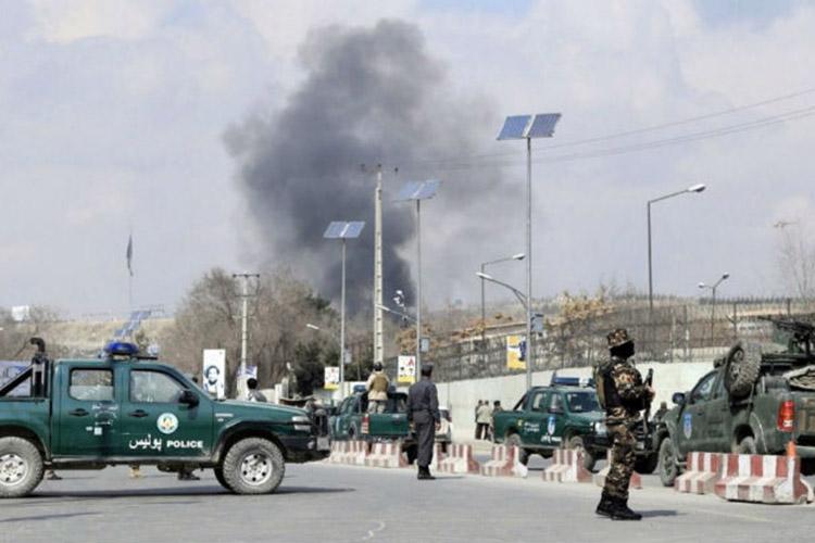 काबुल कारागारनजिक आत्मघाती आक्रमण