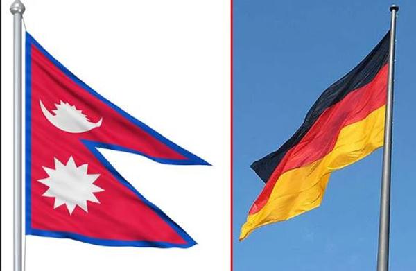 लगानी गर्न जर्मनीको व्यापारिक समूहसँग आग्रह