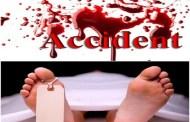 दुर्घटनामा एकको मृत्यु