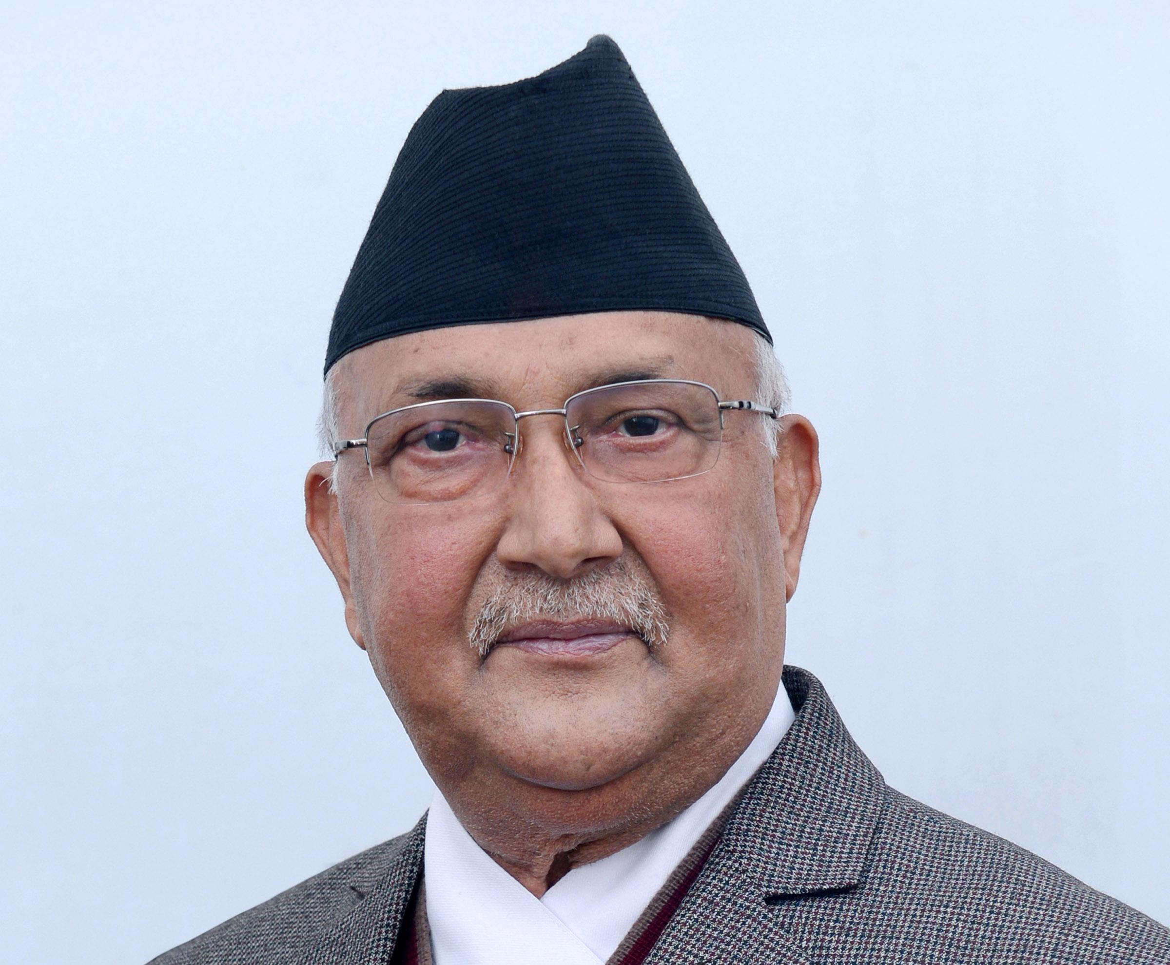 नेपाल सम्वत परोपकारी भावना स्मरण गर्ने दिन : प्रधानमन्त्री ओली