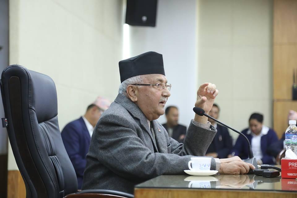 मन्त्री र सचिबहरुको बैठकमा प्रधानमन्त्रीले भनेः ९ महिना भईसक्यो, अब यो पाराले हुदैन