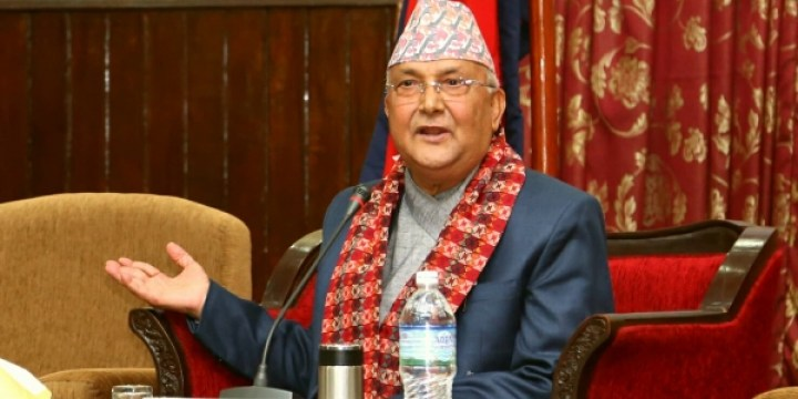No prosperity without good-governance and transparency: PM Oli