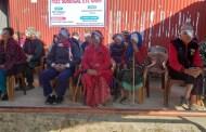 जनता बैंक निःशुल्क स्वास्थ्य शिविर तथा आँखा शिविर सम्पन्न