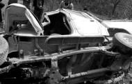 विवाहको जिप दुर्घटनामा परी बेहुलाका बाबु–आमासहित छ जनाको मृत्य