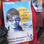 निर्मलालाई न्याय खोज्दा सरकारको धम्की र अवरोध