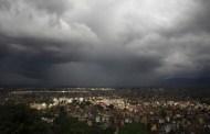 काठमाडौँ उपत्यकासहित देशभर मेघ गर्जनसहित क्षणिक वर्षा