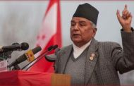 Leader Poudel accuses government of trying to centralize power