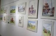 कला महोत्सव, ६० चित्रकार प्रतिस्पर्धामा