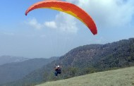 Two injured in paragliding accident