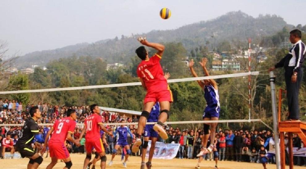 राष्ट्रिय खेल भलिबल हुने-नहुनेमा अन्योल