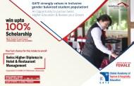 होटल म्यानेजमेन्टमा छात्रा सहभागिता बढाउन सत प्रतिशत छात्रवृत्ति दिने गेट कलेजको घोषणा