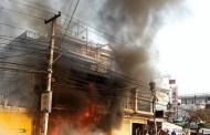 विद्युत् चुहिएर किरानामा आगोलागी, लाखौँको क्षति