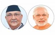 भारतीय लोकसभा चुनाव- ओलीले दिए भावी प्रधानमन्त्रीका लागि मोदीलाई अग्रिम बधाई !