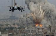 सिरियामा हवाई आक्रमण, १२ जनाको मृत्यु