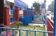 मुक्तिनाथ विकास बैंकद्धारा महानगरीय प्रहरी वृत्त, कमल पोखरीमा हरित गार्डेन निर्माण