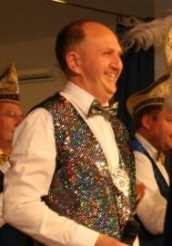 Heinz Kortmann Sitzungspräsident im Duo 2015-2018