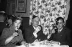 V.l. Adelheid Greve, Heinrich Greve, Heinz Hilger