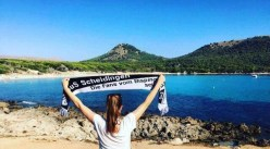 Anna Maria Kree auf Mallorca in Cala Ratjada am 27.07.2016